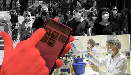 Sağlık Bakan Yardımcısı Birinci'den PCR testi uyarısı: Kare kodu olmayan hiçbir laboratuvar testi geçerli değil