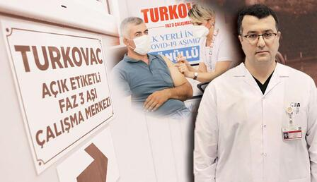 Başhekim müjdeyi verdi: Turkovac hem güvenli hem etkin