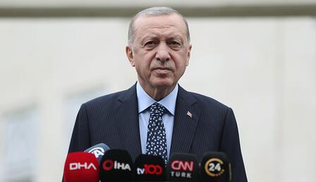 Suriye'ye yeni harekat olacak mı? Erdoğan: Mücadelemiz bundan sonraki süreçte farklı seyredecek