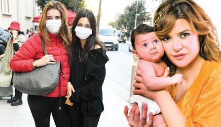 Şebnem Özinal kızı ile görüntülendi: Ayşe genç kız oldu!