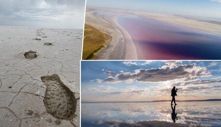Tuz Gölü yüzde 30 küçüldü! '30 yıla kadar kaybedebiliriz'