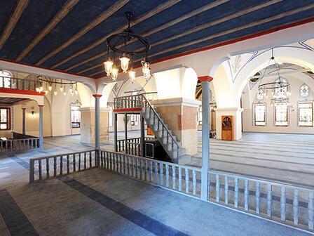 Nasrullah Kadı Camisi'yle ilgili hakkaniyetli bir yazı
