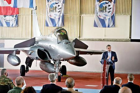Akar'dan Atina'ya... 3-5 kullanılmış uçakla güç dengesi değişmez