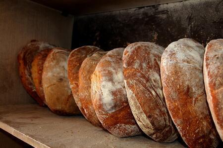 Bu ekmeğin lezzeti başka hiçbir ekmekte yok