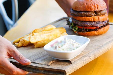 Hiçbir burger aklımızı başımızdan bu kadar almamıştı...