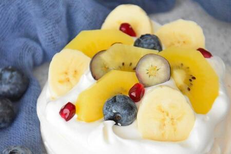 Balerin zarafetinde bir tatlı: Pavlova pastası