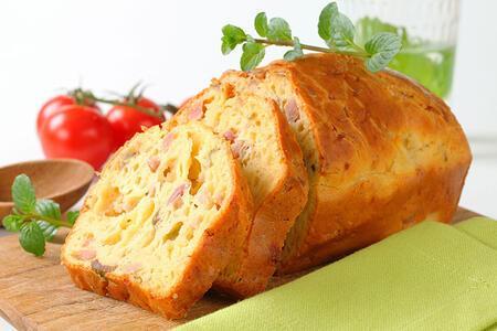 Ekmek tadında kekler...