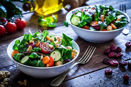 Gününüze Keyif Katacak, 5 Farklı Salata Tarifi