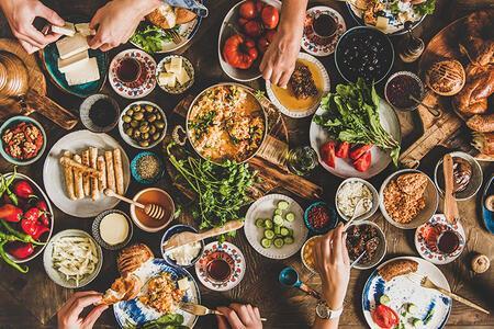 7 farklı Ülkeden Tadına Doyamayacağınız 7 Farklı Kahvaltı Tabağı