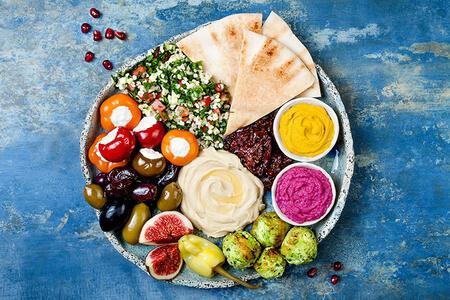 Önce Bakmaya, Sonra Tatmaya Doyamayacağınız 5 Lübnan Yemeği