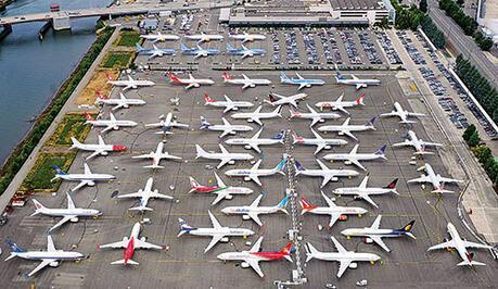 Boeing 737 MAX uçuşa hazır