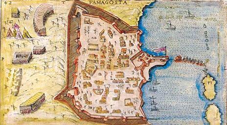 Dikkati ve iştahı üzerine çeken mekân: Kıbrıs