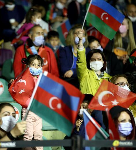 Türkiye-Azerbaycan dostluk konseri