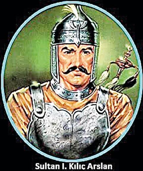 Sultan 1'inci Kılıçarslan 'ın kayıp mezarı bulundu