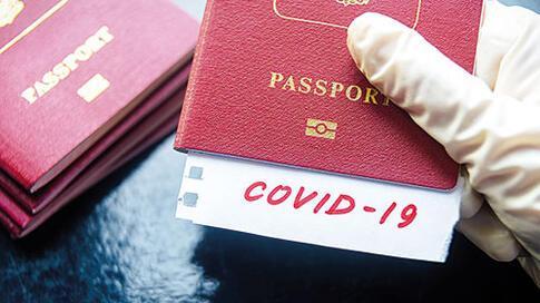 Bağışıklık pasaportunuz var mı
