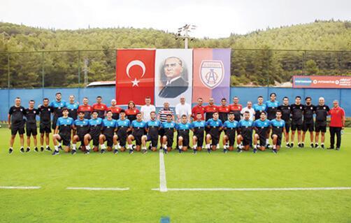 Türk futbolunun kilitlendiği yer