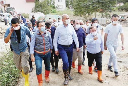 Soylu: 'DEAŞ Ayasofya'ya eylem planlıyordu'