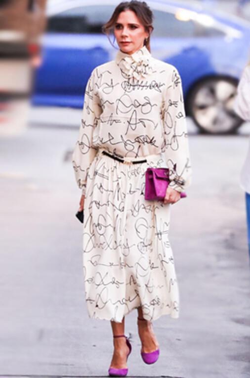 İlham Alın: 9 Adımda Victoria Beckham Stili