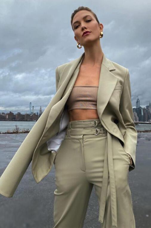 Karlie Kloss'un Işıltılı Görümünün 6 Sırrı