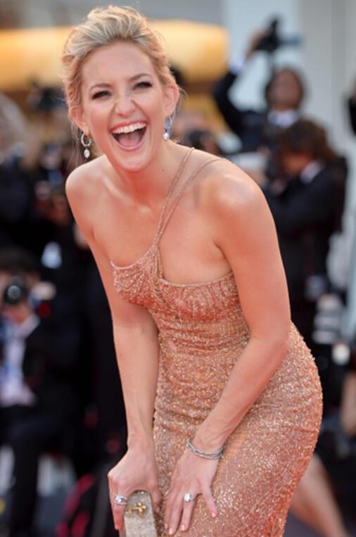 Kate Hudson'ın Güzellik ve Egzersiz Alışkanlıkları