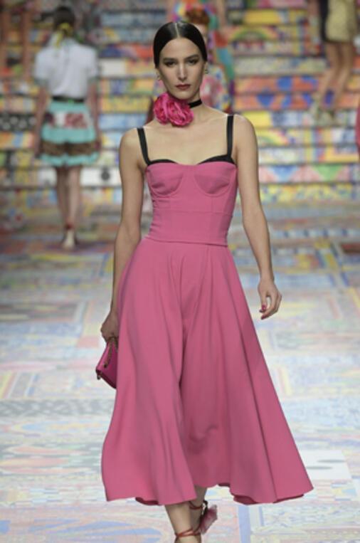 Dolce & Gabbana 2021 İlkbahar- Yaz Koleksiyonu