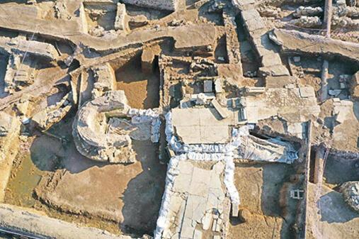 Körler Ülkesi'nin yeni gizemi Kadıköyde arkeologlar ilk kez böyle bir şeyle karşılaştı