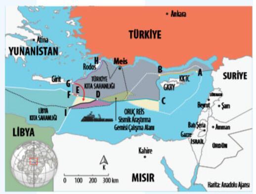 Akdeniz'de büyük çekişmenin perde arkası
