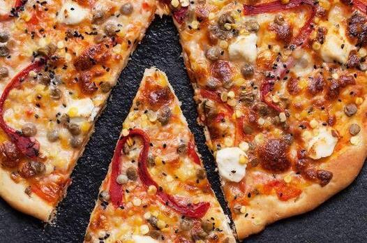 Mercimekli pizza tarifi