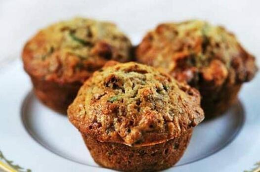 Havuçlu, elmalı ve kabaklı muffin tarifi