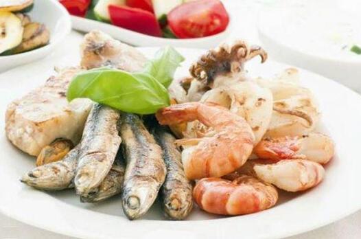 Deniz ürünleri tabağı tarifi