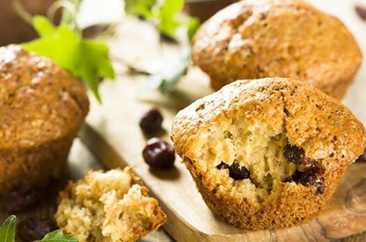 Vişneli limonlu muffin tarifi