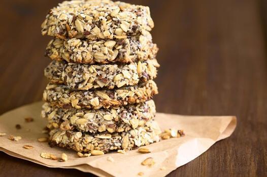 Chia tohumlu kurabiye tarifi