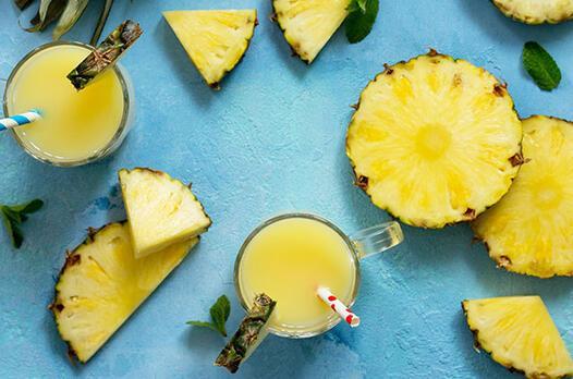 Ananaslı milkshake tarifi