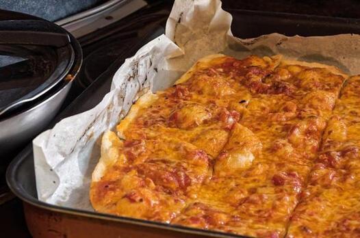 Patatesli pizza tabanı tarifi
