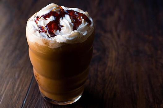 Karamelli frappuccino tarifi