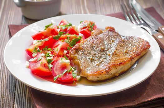 Karatay usulü fırında dana biftek tarifi