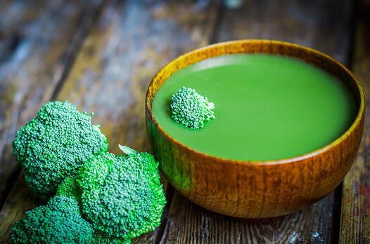 Yeşil detoks çorbası tarifi