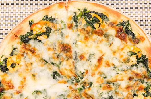 Ispanak pizzası tarifi