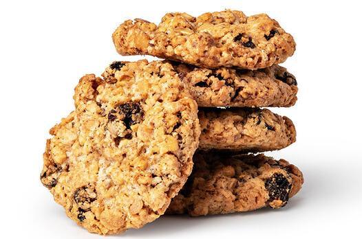 Kuru meyveli yulaflı kurabiye tarifi
