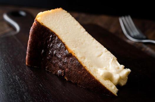 Yanık cheesecake tarifi