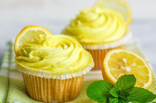 Limon ve haşhaş tohumlu cupcake tarifi