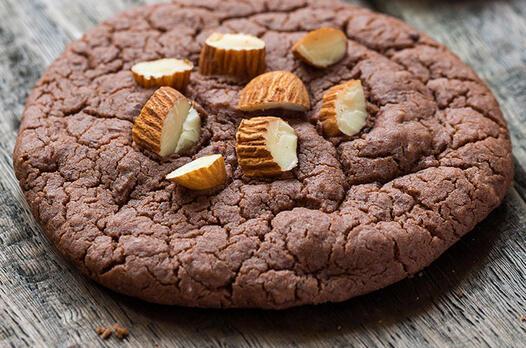 Kakaolu vegan kurabiye tarifi