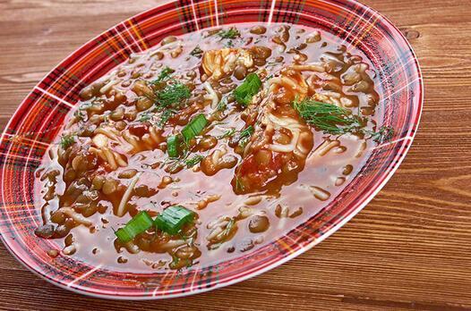 Sakala çarpan çorbası tarifi