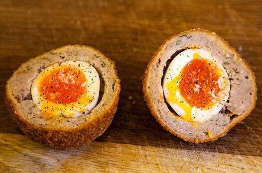 İskoç yumurtası tarifi