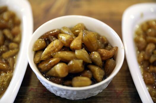 Acı biberden üretiliyor, özellikle Arap turistler lezzetine bayılıyor
