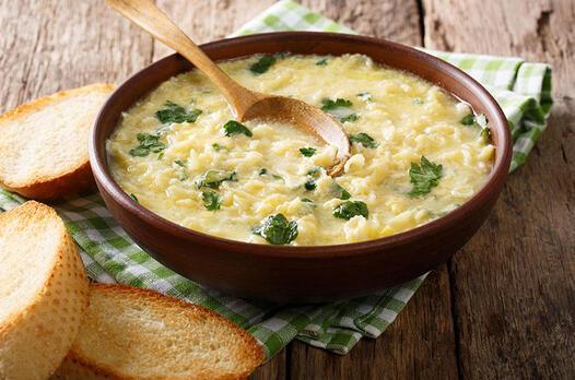 Çeneçarpan çorbası tarifi