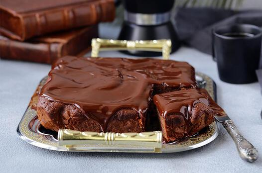 Ganajlı pasta tarifi