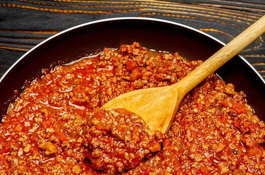 Kıymalı makarna sosu tarifi