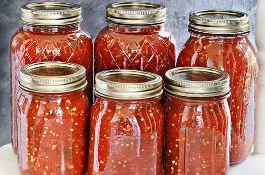 Kahvaltılık domates sosu tarifi