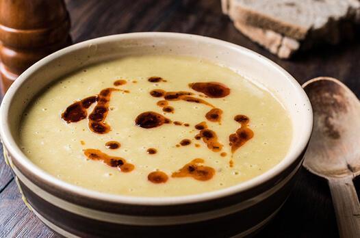 Süzme yeşil mercimek çorbası tarifi